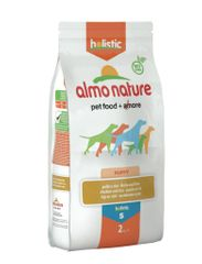 Almo Nature Small Puppy - piščanec z rižem 2kg