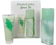 Elizabeth Arden Green Tea EDP, 100 ml + mleko za telo, 100 ml