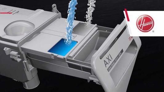 Avtomatsko doziranje detergenta in mehčalca