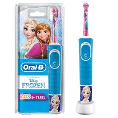 Oral-B Vitality Kids Frozen otroška električna zobna ščetka