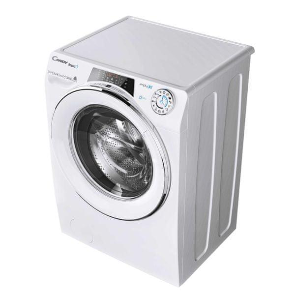 Prednastavljeni pralni stroj Candy ROW 4966DWHC\1-S