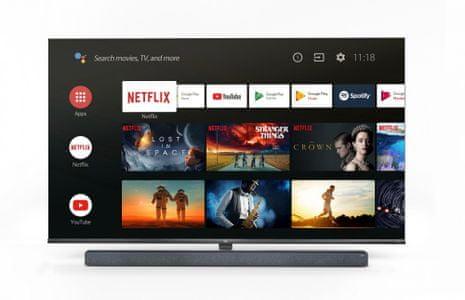 TCL 65X10 4K LED televizor