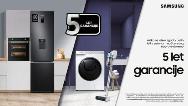 Samsung - 5 let garancije